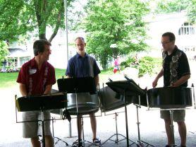 Steel Drum Trio